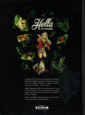 Verso de Hella & les Hellboyz -1- Tout Droit en enfer