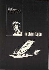 Verso de Michaël Logan -5a- Elfaniel (+ Le trésor)