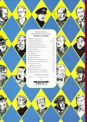 Verso de Blake e Mortimer (en portugais) (Público - Edições ASA) -10- O caso do colar
