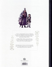 Verso de Le livre des merveilles