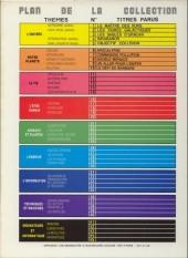 Verso de L'encyclopédie en Bandes Dessinées -10- Le défi du Barbare