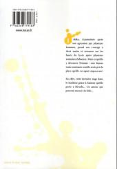 Verso de Brisée par ton amour... -3- Tome 3