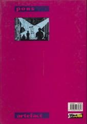 Verso de Maria (Pons) - La Nuit