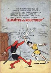 Verso de Johan et Pirlouit -1- Le châtiment de Basenhau