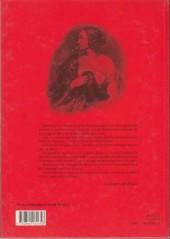 Verso de Mémoires d'une chanteuse allemande -1- Tome 1