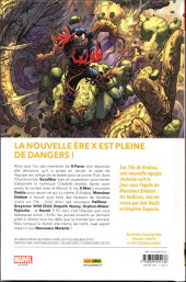 Verso de Dawn of X -10TL- Volume 10