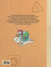Verso de Green Team -2- Plastic Attack