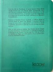 Verso de Les chefs-d'œuvre de Lovecraft -6- Celui qui hantait les ténèbres