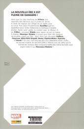 Verso de Dawn of X -10- Volume 10