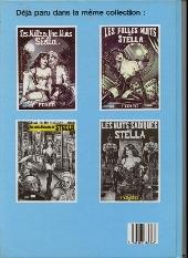 Verso de Stella -5- Les nuits secrètes de Stella