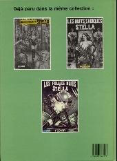 Verso de Stella -4- Les mille et une nuits de Stella