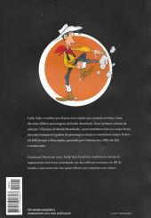 Verso de Clássicos da Banda Desenhada (Os) -1- Lucky Luke