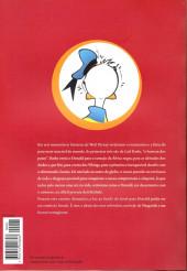 Verso de Clássicos da Banda Desenhada (Os) -2- Pato Donald