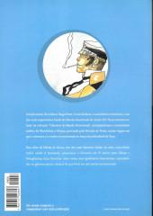 Verso de Clássicos da Banda Desenhada (Os) -3- Corto Maltese