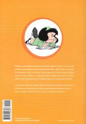 Verso de Clássicos da Banda Desenhada (Os) -4- Mafalda