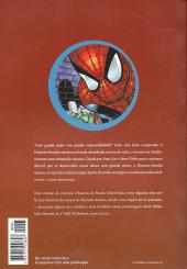 Verso de Clássicos da Banda Desenhada (Os) -5- Homem-Aranha