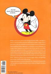 Verso de Clássicos da Banda Desenhada (Os) -7- Mickey
