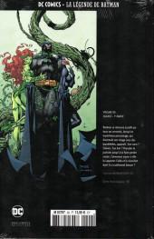 Verso de DC Comics - La légende de Batman -9090- Silence - 1ère partie