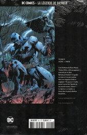Verso de DC Comics - La légende de Batman -9191- Silence - 2ème partie