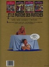 Verso de Pastiches -5- Pastiches des pastiches