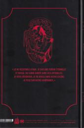 Verso de Promethea -INT2- Livre deuxième