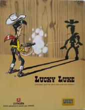 Verso de Lucky Luke (Pub et Pastiches) -32Citroën- LA DILIGENCE
