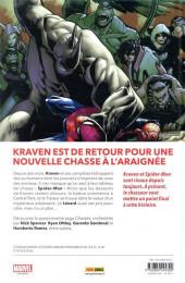 Verso de Amazing Spider-Man (100% Marvel) -4- Chassés