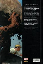 Verso de Fantastic Four (Marvel Graphic Novels) -a2020- Fantastic Four : 4