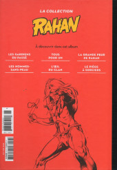 Verso de Rahan - La Collection (Hachette) -26- Tome 26