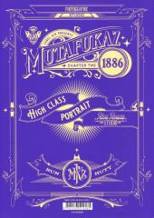 Verso de Mutafukaz 1886 -2- Chapter Two