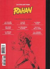 Verso de Rahan - La Collection (Hachette) -27- Tome 27