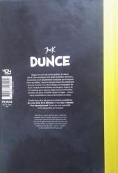 Verso de Dunce -1- En roue libre