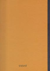 Verso de Astérix (Coleção Integral - Salvat) -4- Astérix, o gaulês