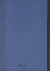 Verso de Astérix (Coleção Integral - Salvat) -10- O aniversário de Astérix & Obélix - O livro de ouro