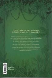 Verso de À la recherche de l'Amazonie oubliée