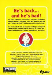 Verso de Tintin (The Adventures of) -a1999- Breaking Free