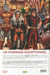 Verso de Giant-Size X-Men : Seconde genèse !