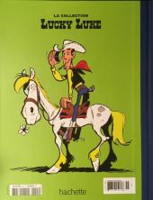 Verso de Lucky Luke - La collection (Hachette 2018) -5560- L'amnésie des Dalton