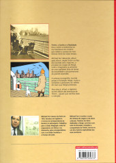 Verso de Tintim - Divers (en portugais) - Tintim - O sonho e a realidade