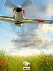 Verso de Les ailes de l'espérance -1- Anges