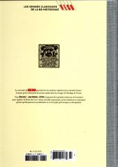 Verso de Les grands Classiques de la BD Historique Vécu - La Collection -33- Giacomo C. - Tome X : L'Ombre de la Tour