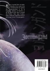 Verso de Jormungand -10- Tome 10