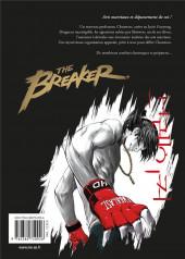 Verso de Breaker (The) -INT01- Ultimate - Volume 1