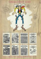 Verso de Lucky Luke -5a1970b- Lucky Luke contre Pat Poker