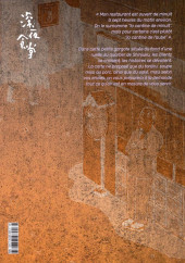 Verso de La cantine de minuit -9- Volume 9