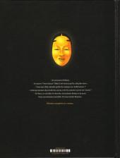 Verso de Le masque aux mille larmes -2- Pour prix de mes tourments