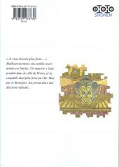 Verso de DanMachi - Sword Oratoria -4- Volume 4