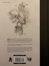 Verso de (AUT) Mignola, Mike - MIKE MIGNOLA: THE QUARANTINE SKETCHBOOK