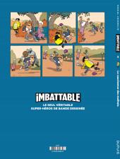 Verso de Imbattable -3- Le cauchemar des malfrats