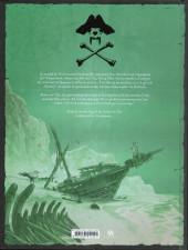 Verso de Jim Hawkins -3- À crocs et à sang